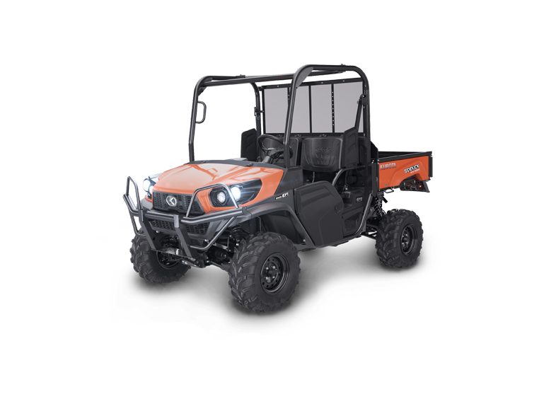 Utility Vehicles - Full-Size Gas Utility Vehicles - RTV