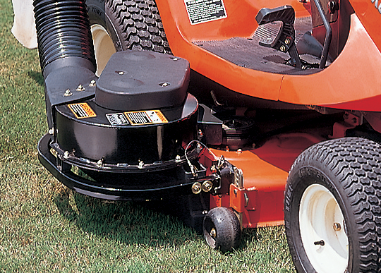 Mower-Deck