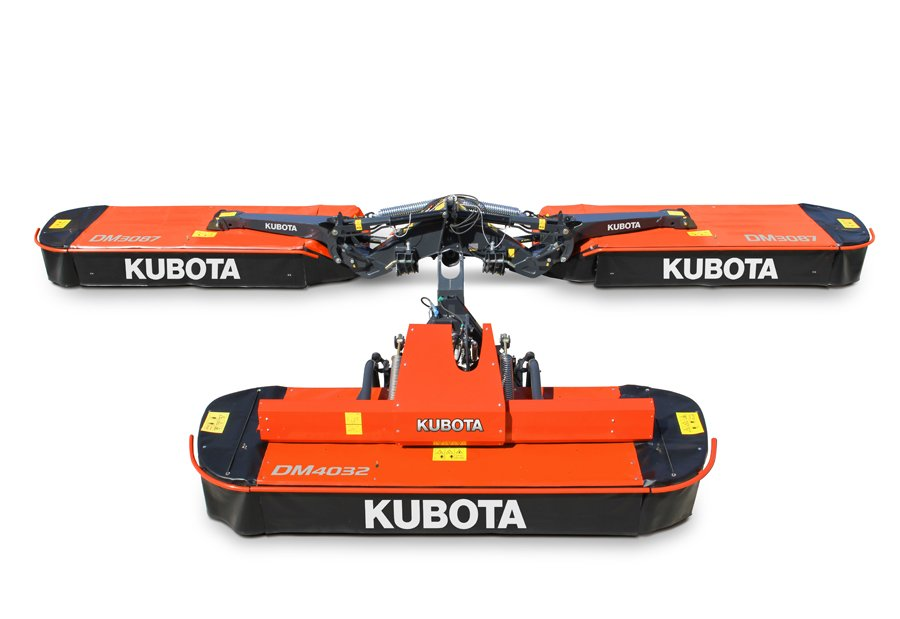 Products - Hay/Farm Implements - Disc Mowers | Kubota