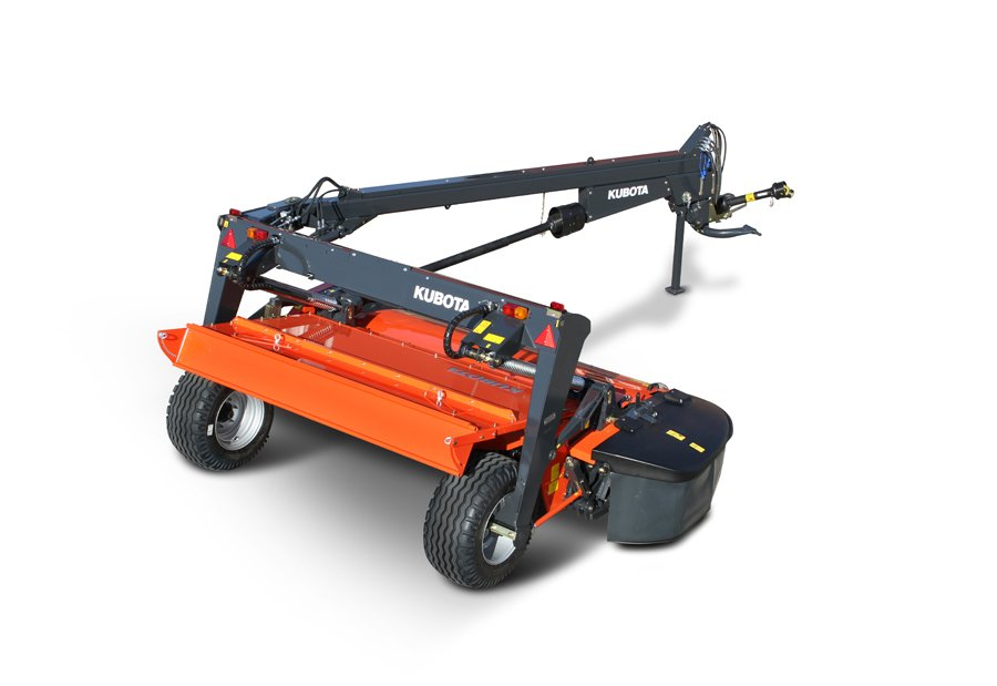 Products - Hay/Farm Implements - Disc Mower Conditioners | Kubota