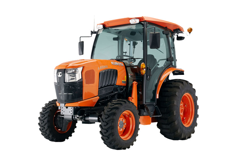 KUBOTA L60LE SERIES TRACTORS - NEW TRACTOR PURCHASE SPECIAL OFFERS - Offer Photo