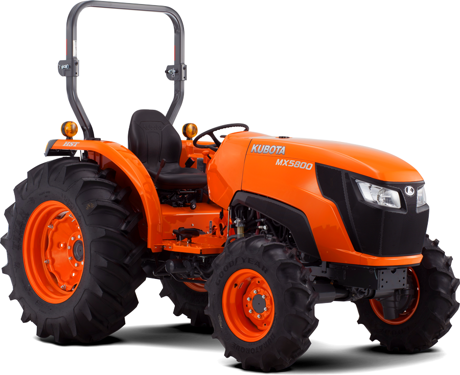 KUBOTA ON MX TRACTORS - NEW TRACTOR PURCHASE SPECIAL OFFERS - Offer Photo
