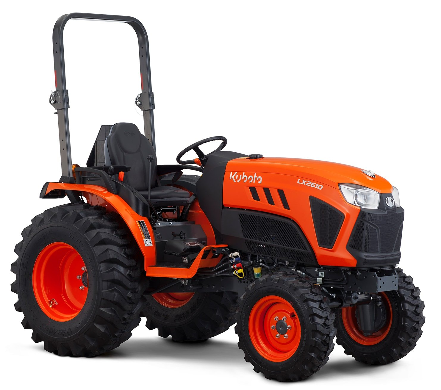 KUBOTA LX SERIES TRACTORS - NEW TRACTOR PURCHASE SPECIAL OFFERS - Offer Photo