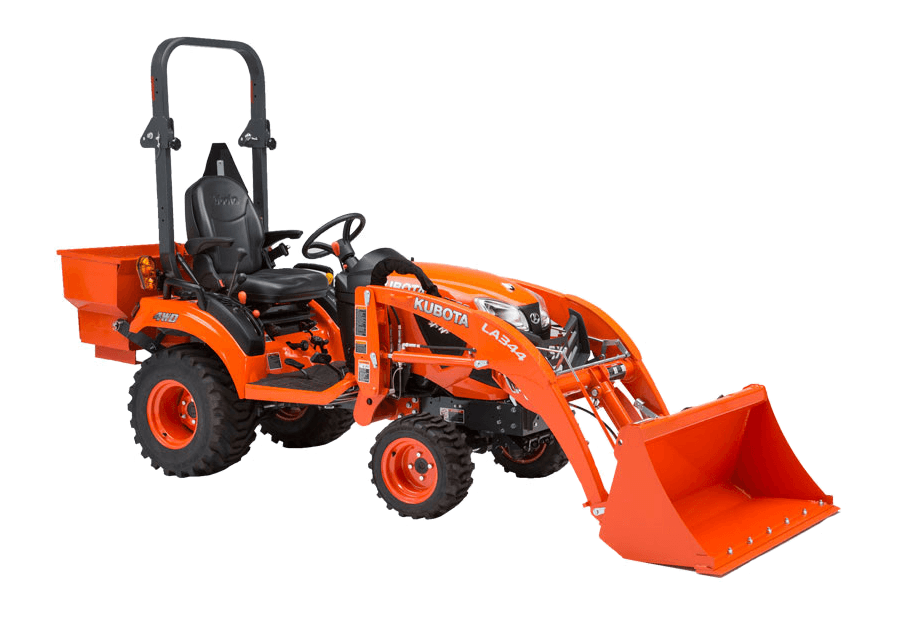 Kubota Is The 1 Sub Compact Tractor