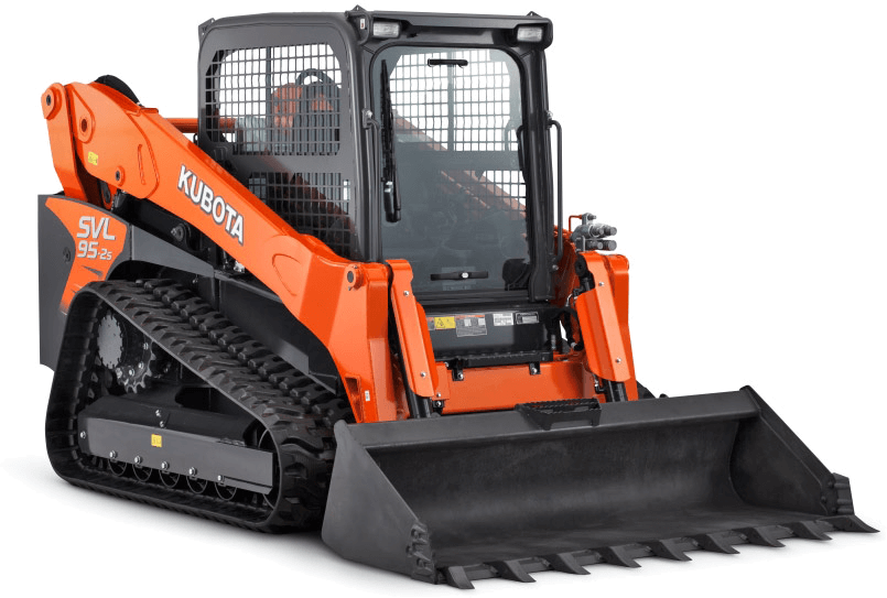 KUBOTA TRACK LOADERS - NEW PURCHASE SPECIAL OFFERS