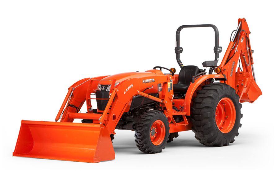 KUBOTA TLB SERIES - NEW PURCHASE SPECIAL OFFERS
