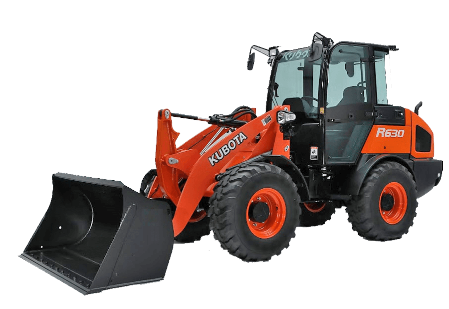 KUBOTA WHEEL LOADERS - NEW PURCHASE SPECIAL OFFERS